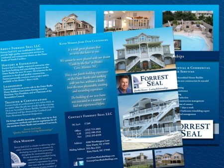 Forrest Seal Trifold Brochure