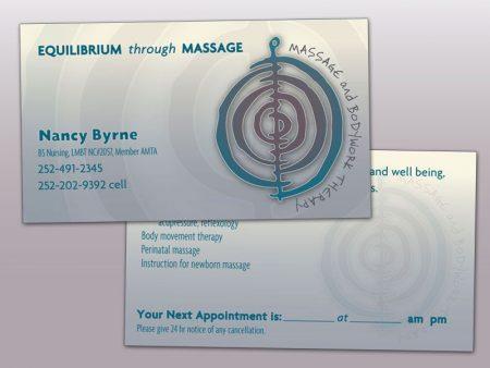 Equilibrium Business Card