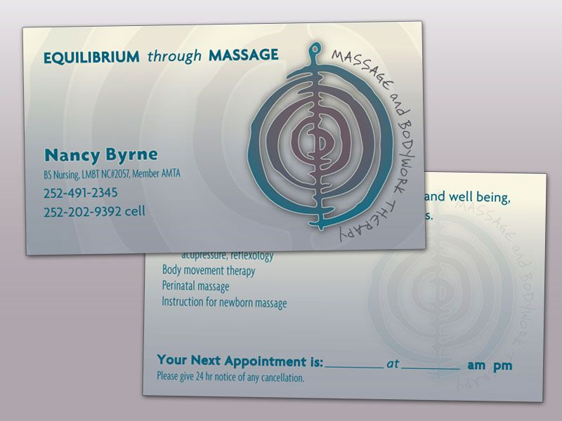 Equilibrium Business Card