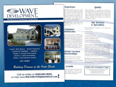 Wave Development Flyer
