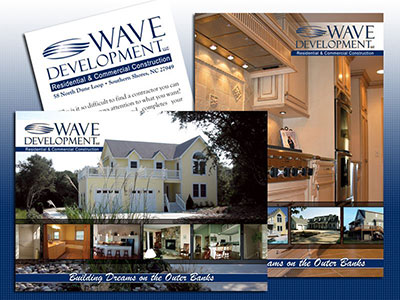 Wave Development Postcard Campaign