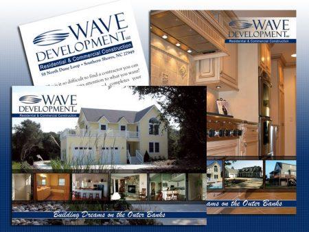 Wave Development Postcard Campaign
