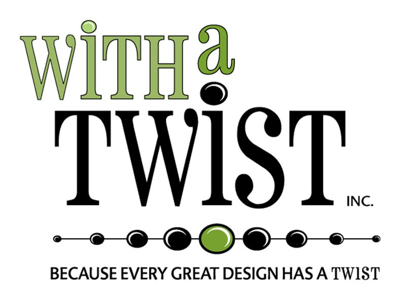 With A Twist Logo